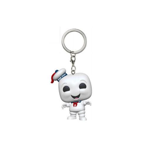 Stay Puft Ghostbusters Funko Pocket Pop Keychain