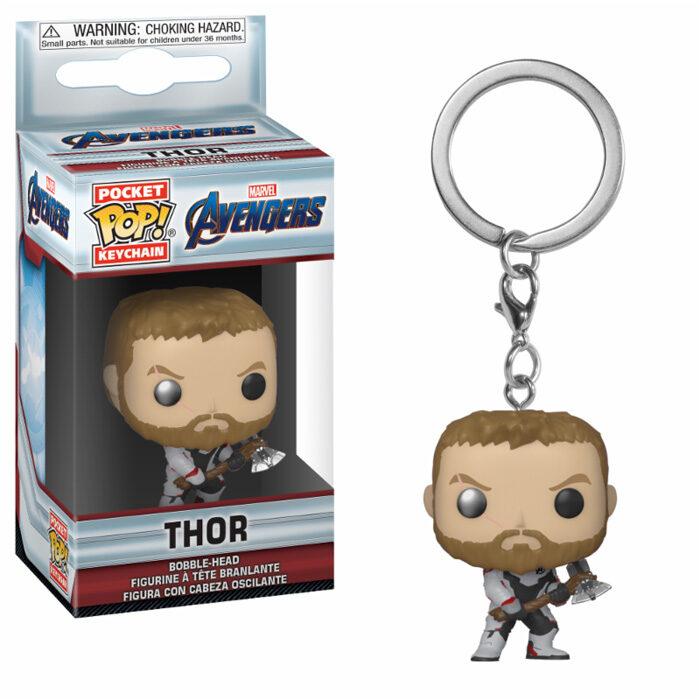 Thor Funko Pocket Pop Keychain