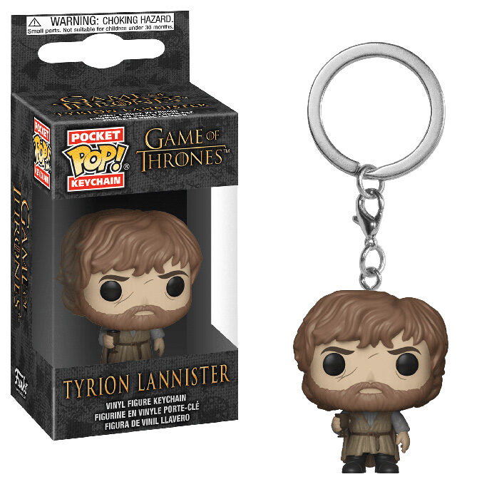 Tyrion Funko Pocket Pop Keychain