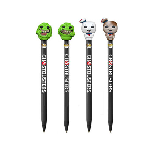 Ghostbusters Pen Toppers