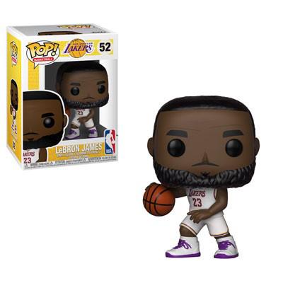 LeBron James Lakers Funko Pop