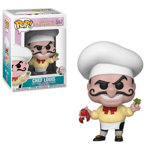 Chef Louis Funko Pop