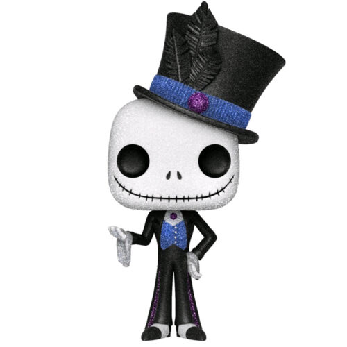 Dapper Jack Diamond Glitter Exclusive Funko Pop