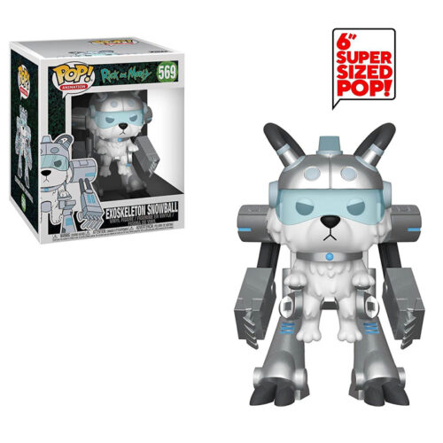 EXOSKELETON SNOWBALL Funko Pop