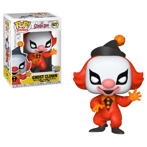 Ghost Clown Funko Pop