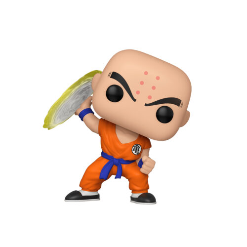 Krillin Destructon Disc Funko Pop