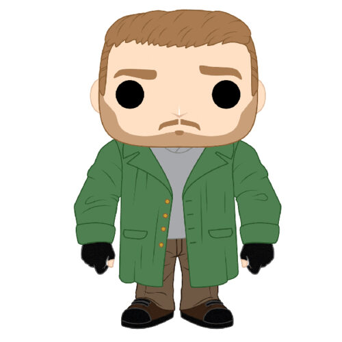 Luther Hargreeves Funko Pop
