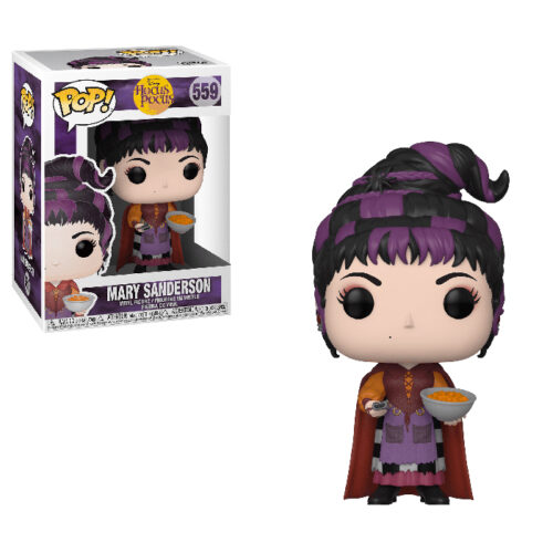 Mary with Cheese Puffs Funko Pop