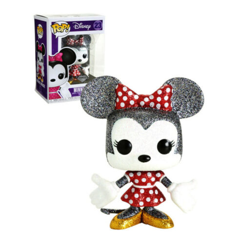 Minnie Mouse Diamond Funko Pop