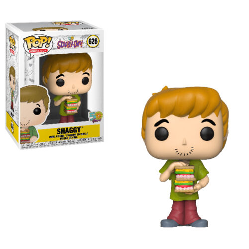 Shaggy Sandwich Funko Pop