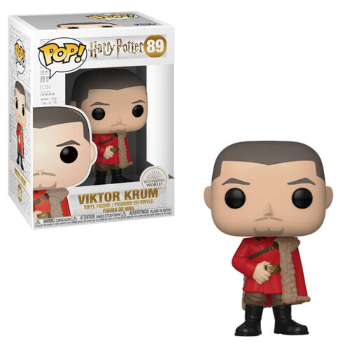 Viktor Krum Yule Ball Funko Pop
