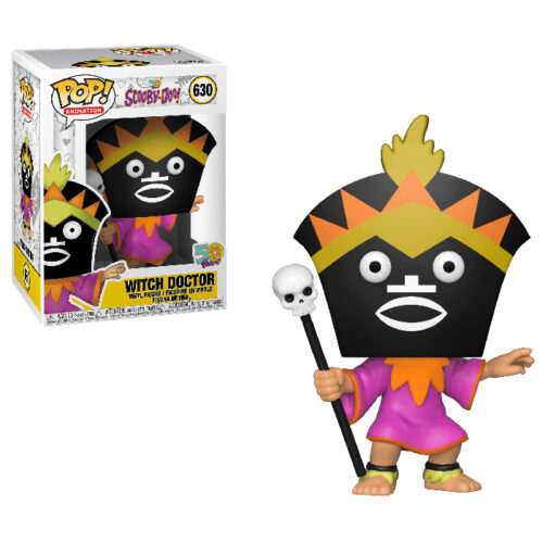 Witch Doctor Funko Pop