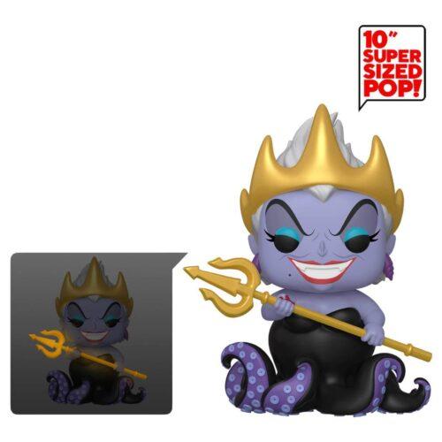 Ursula 10 inch GITD Funko Pop