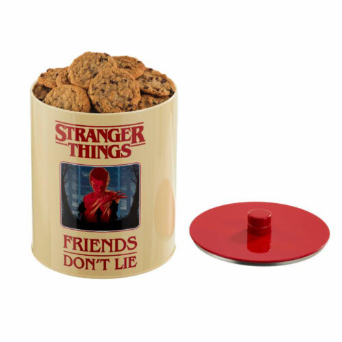 Cookie Jar Tin Retor Poster Stranger Things