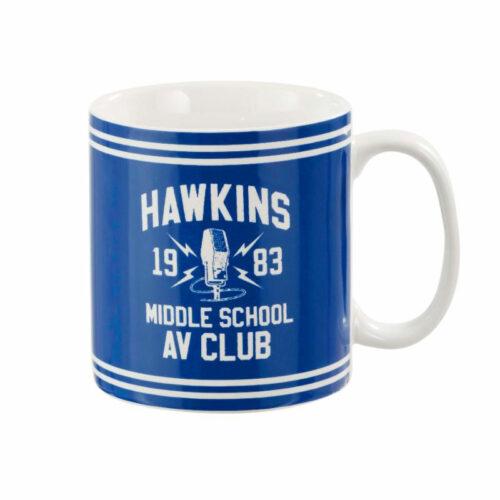 Hawkins AV Club Mug Stranger Things