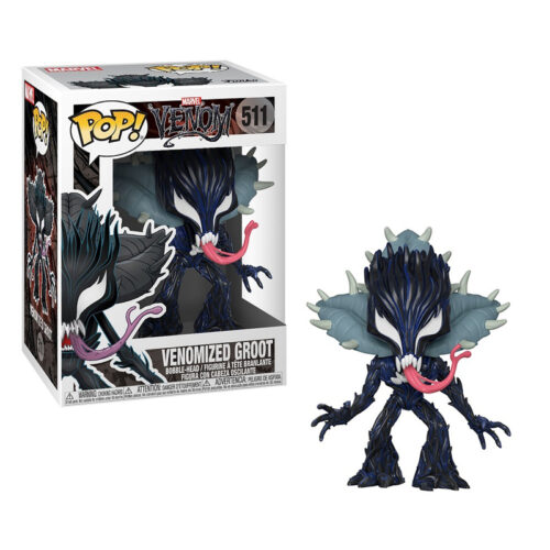 Venomized Groot Funko Pop