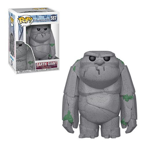 Earth Giant Frozen Funko Pop