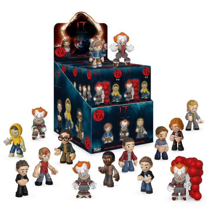 It Chapter 2 Mystery Mini Funko