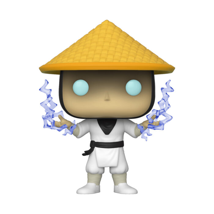 Raiden with Lightning exclusive funko pop