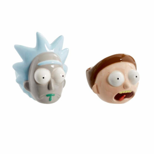 Rick & Morty Egg Cup Set Funko