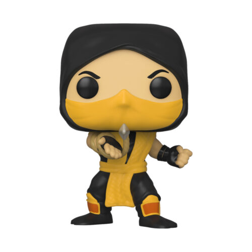 Scorpion Mortal Combat Funko Pop
