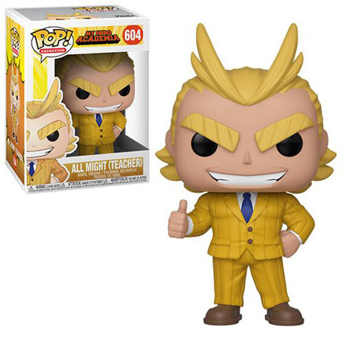 Teacher All Might Funko Pop