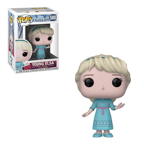 Young Elsa frozen Funko Pop