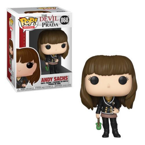 Andy Sachs Funko Pop