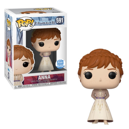 Anna Formal Funko Shop Exclusive Funko Pop