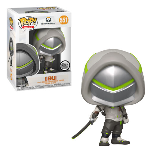 Genji with Sword Funko Pop OW2