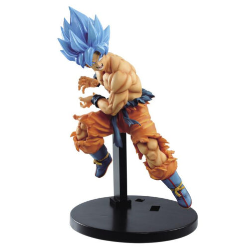 Goku Tag Fighters Banpresto Figure