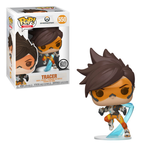 Tracer with Guns (OW2) Funko Pop