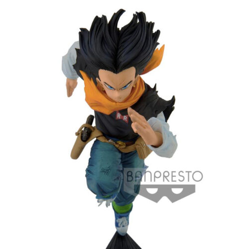 Android 17 Banpresto WFC 2 Vol 3