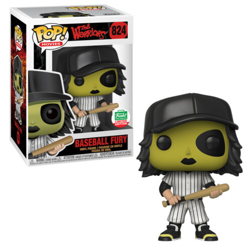 Baseball Fury green Funko Pop funkoshop