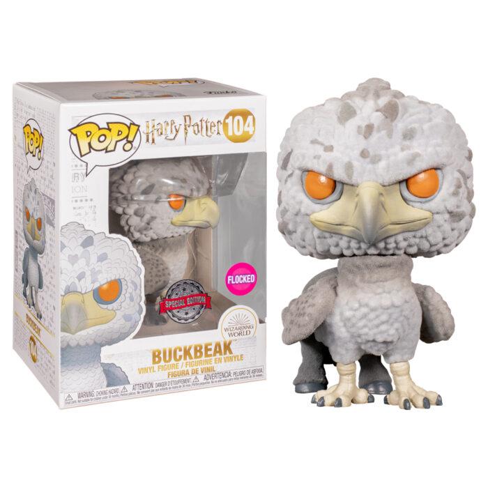 Buckbeak Flocked Funko Pop