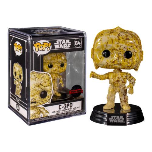 C-3PO Futura Funko Pop