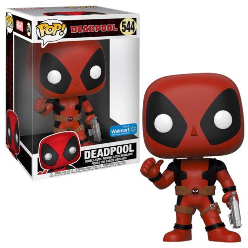 Deadpool 10 inch Thumb Up Funko Pop Walmart