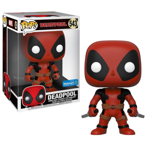 Deadpool 10 inch swords Funko Pop Walmart