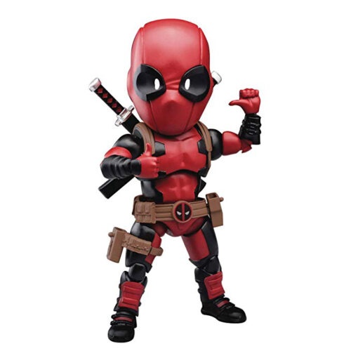 Deadpool Egg Attack Action EA-065