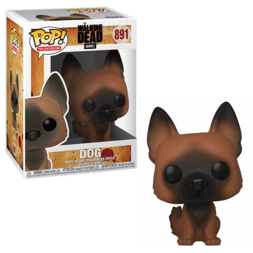 Dog The Walking Dead Funko Pop