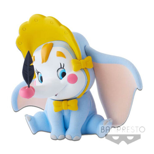 Dumbo Fluffy Puffy Clown Version Banpresto