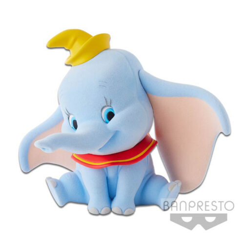 Dumbo Fluffy Puffy Normal Version Banpresto
