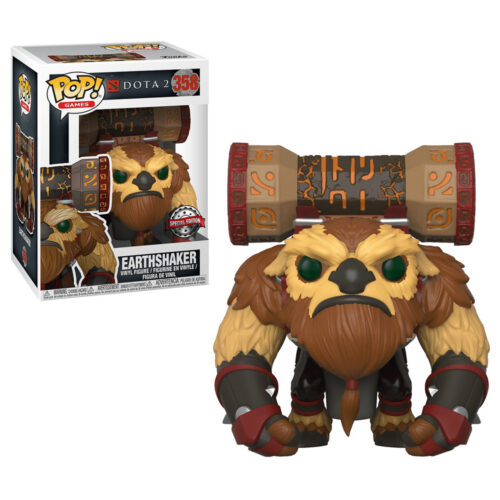 Earthshaker Dota 2 Funko Pop