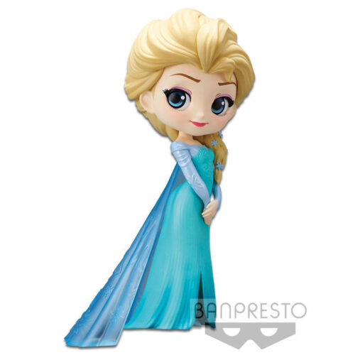 Elsa Q Posket Banpresto Normal Color A