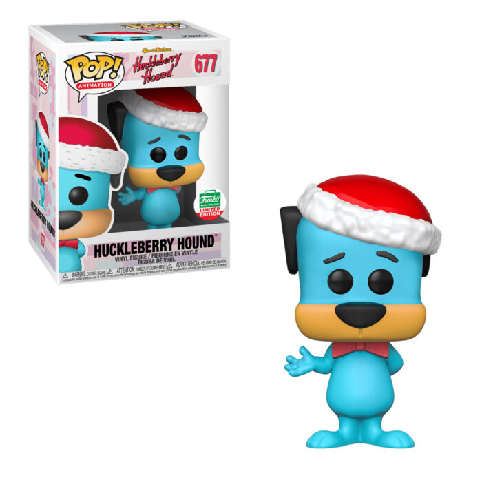 Huckleberry Hound Funko Pop Funko Shop Exclusive