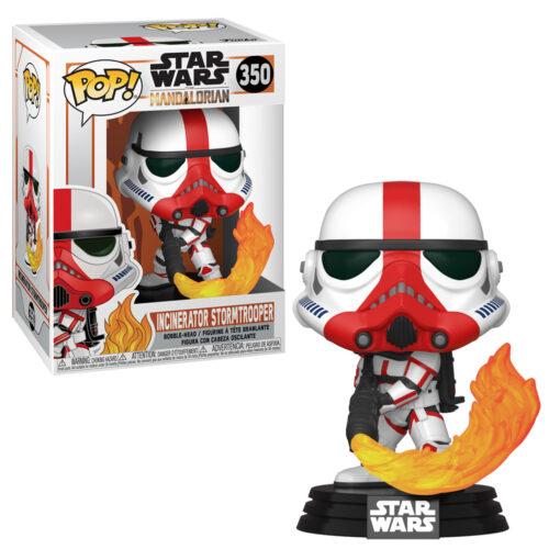 Incinerator Stormtrooper Funko Pop