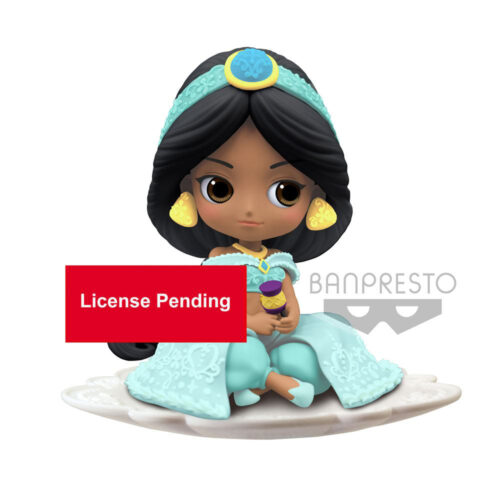 Jasmine Q Posket Sugirly Banpresto Milky Color