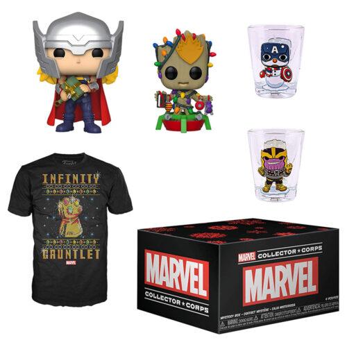 Marvel Collector Corps Holiday November Box