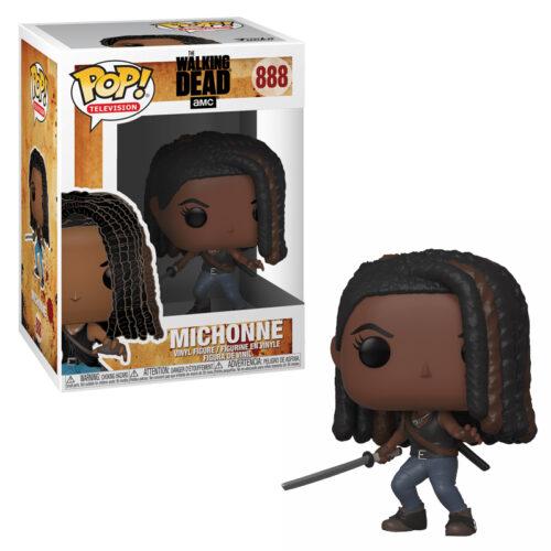Michonne The Walking Dead Funko Pop