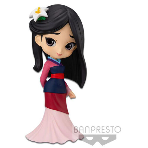 Mulan Q Posket Normal Color Banpresto